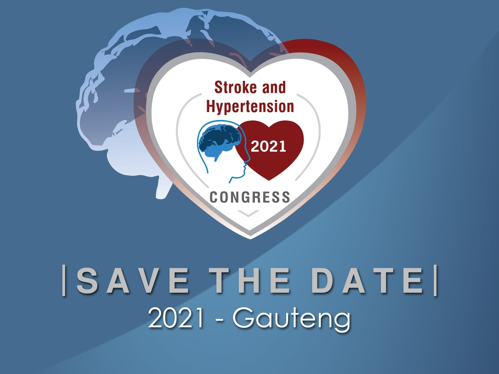 Stroke And Hypertension Congress 2021 Save The Date Slide