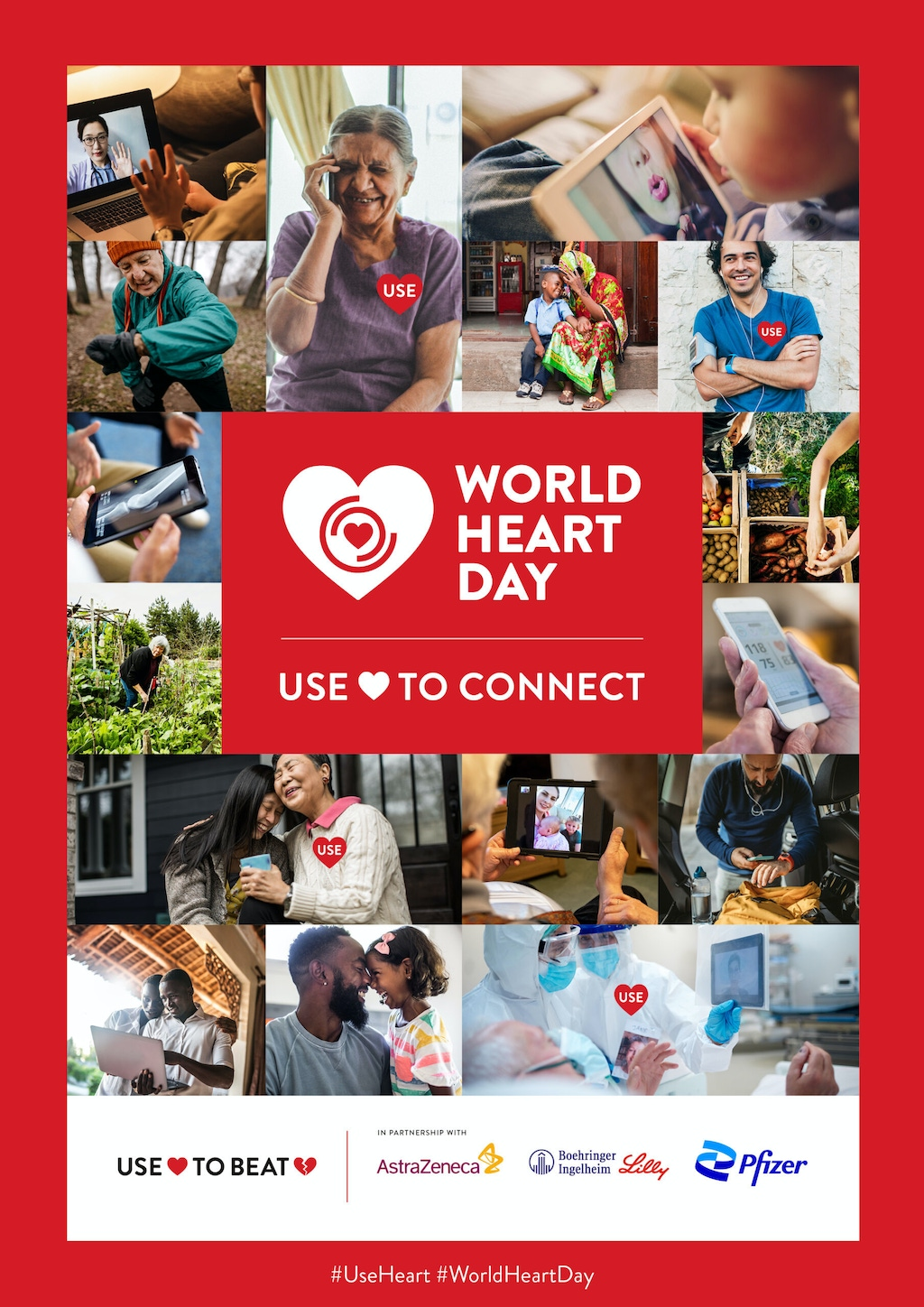 Whd21 Poster A4 P Mosaic Use Heart To Connect Scaled